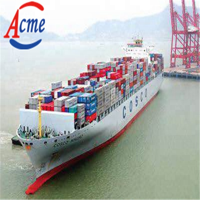 China ocean freight shipping company