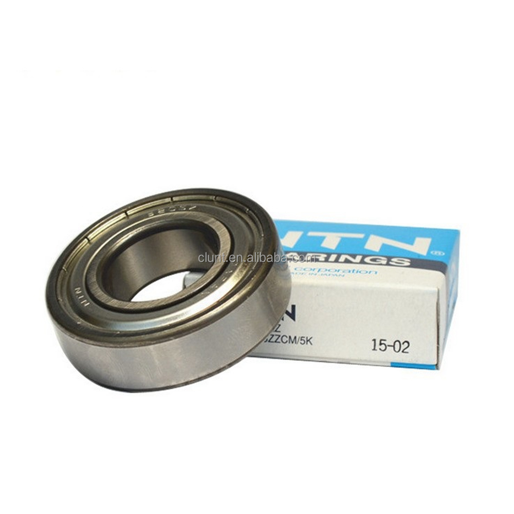 paper machine Japan NTN tapered roller bearing 30207 with size 35*72*17mm