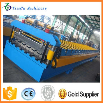 Concrete Floor Tile Making Machine Roof Tiles Machine