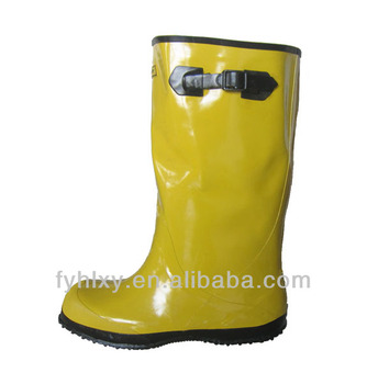 mens yellow muck boots slush rubber rain boots buy mens