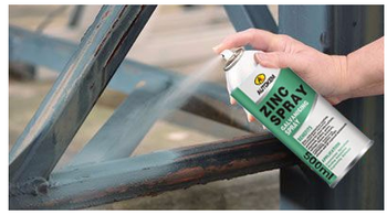 Zinc Coating Spray Zinc Spray Cold Galvanizing Spray Paint