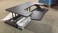 2017 Standing desk/height adjustable office desk converter