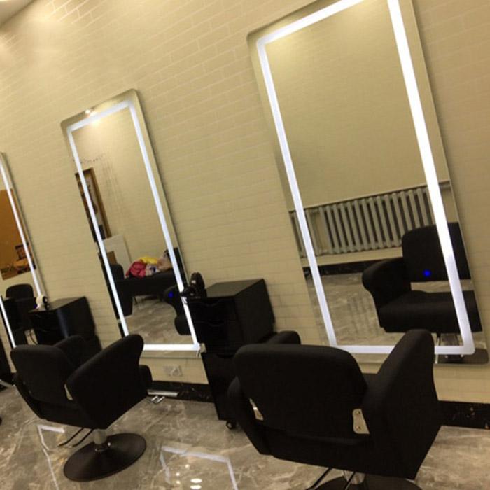 Moderno Cuarto De Baño Espejo Inteligente Para El Salón De Pelo Salón De  Los Espejos - Buy Espejo Para Salón De Peluquería,Espejo Inteligente Para  ...