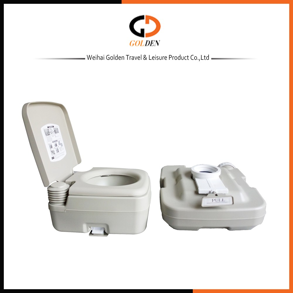 Outdoor Camping Mobile Flush Portable Toilet