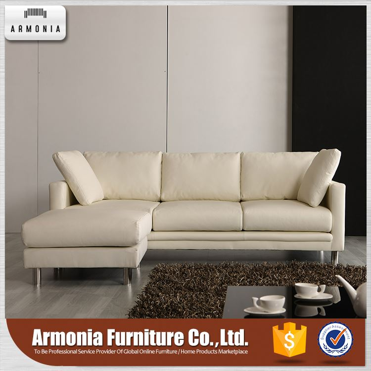 Chinese style fashion genuine leather section sofa