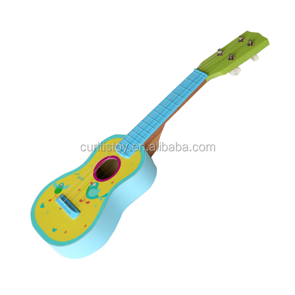 christmas kids toys popular educational content game boy color games teaching tools wooden toy guitar 4 string tahitian ukulele