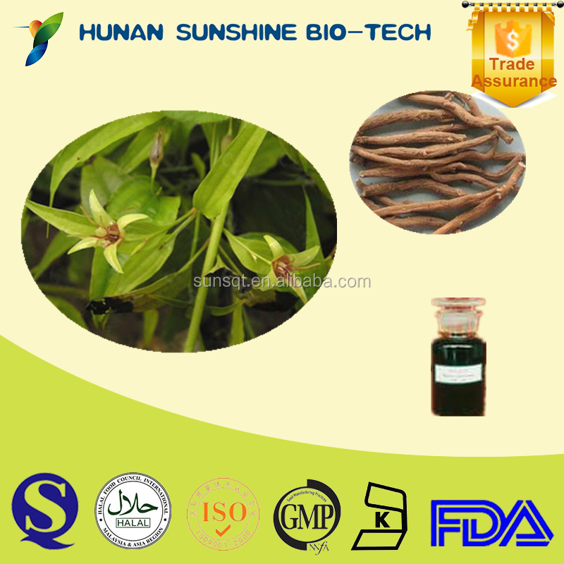 Favorable price of botanical pesticide Radix Stemonae extract powder 1% Stemonine