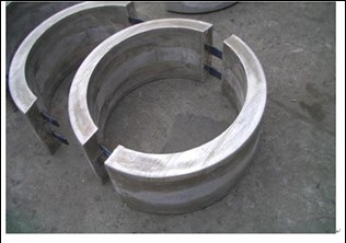 The high quality bracelet Mg alloy cathodic protection sacrificial anode