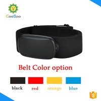 dual mode ANT+ and Bluetooth heart rate belt HRM real time heart rate monitor