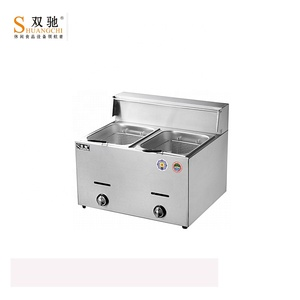 Commercial Industrial Electric/Gas Deep Fryer For Restaurant