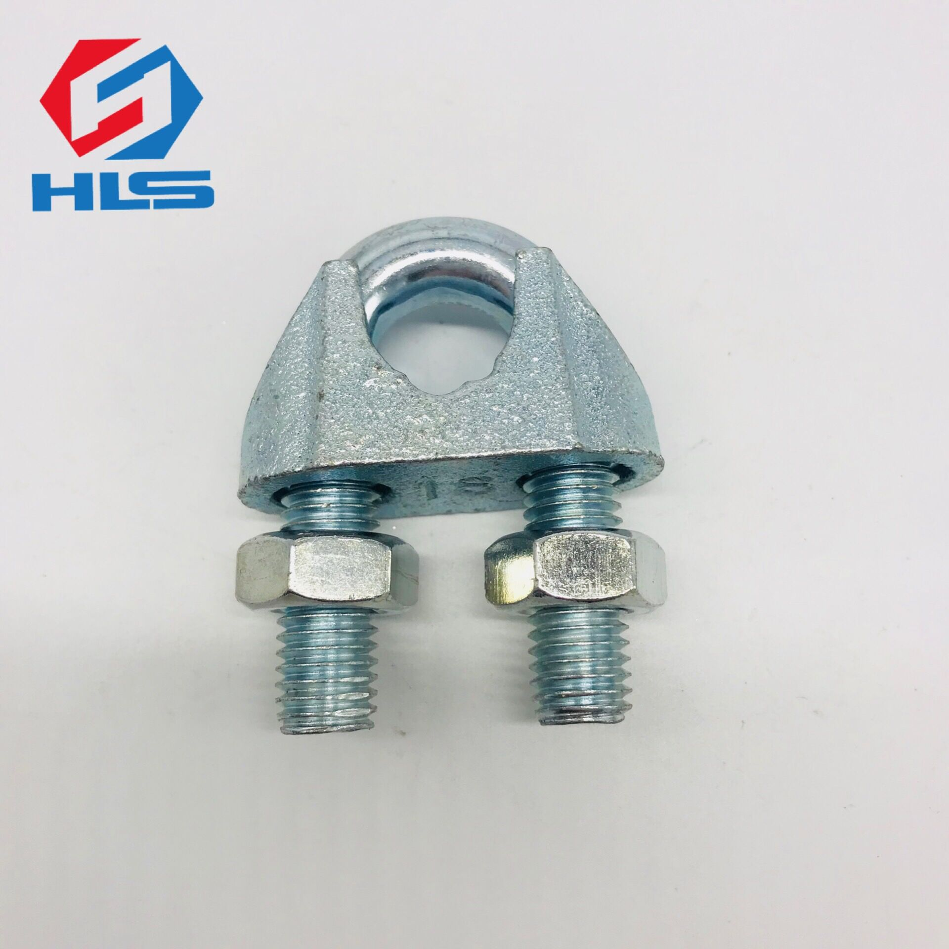 Rigging <strong>hardware</strong> Qingdao Factory sales din741 wire rope clip