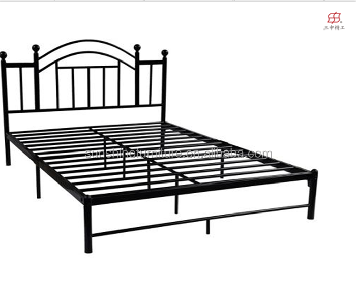 cheap hotelhome queenfulltwin single sofa metal bed frame buy metal bed framesofa bed metal framesingle metal bed frame product on alibabacom - Metal Full Bed Frame