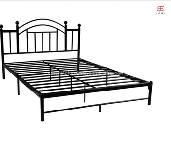 Cheap Hotel Home Queen Full Twin Single Sofa Metal Bed Frame Buy Metal Bed Frame Sofa Bed Metal Frame Single Metal Bed Frame Product On Alibaba Com