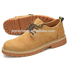 2018 Hot Original Men Martin Boots Winter Leather Casual Safty Working Shoes