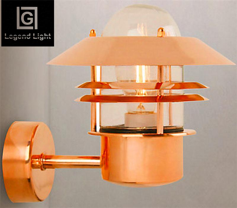 Well-made vintage lamp industrial with high quality