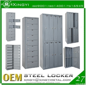 High quality steel vertical luggage locker products manufacturer from China