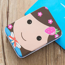 Прекрасный Принт, подарки для девочек, настольный держатель для хранения косметики, канцелярские принадлежности, органайзер, мини, винтажн...(Китай)