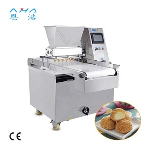 Wire Cut Commercial Jenny cookies maker depositor machine for sale chocolate filled cookie machine