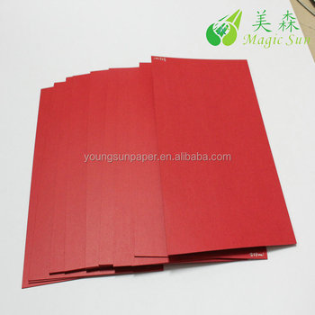 two sided color paper red colour paper cardboard sheet