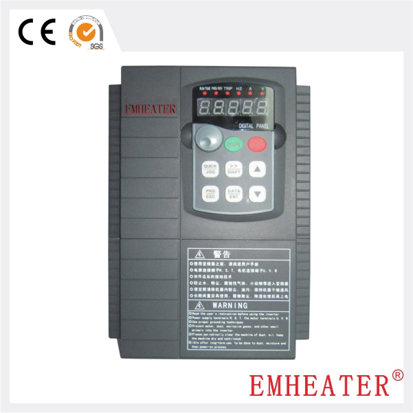 EMHEATER vector frequency inverter variable frequency drive 3 phase 380V 11KW submersible water pump inverter