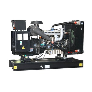water diesel power generator no fuel tank genset
