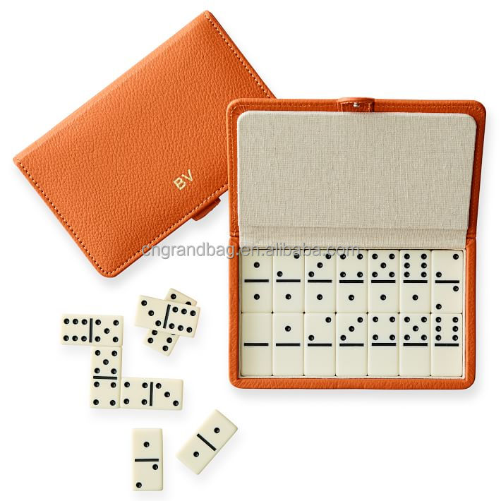 New Magnetic Family Game Set Domino Set Da Viaggio