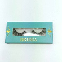 paperbox private label custom package 3d mink lashes