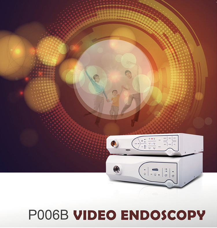 MY-P006B Professional Video Endoscope Electronic Gastroscopy and Colonoscope