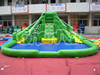 2015 Cheap Promotion Sale Inflatable Crocodile Kids Water Slide for Amusement Rental Park