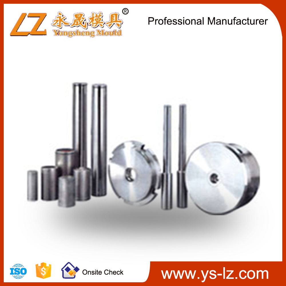 H13 Steel Extrusion Stem and Block For Aluminum Extrusion Machine