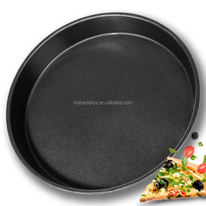 Pizza Pan Non-Stick Bakeware Round Pizzas Pie Loaf Muffin Tray Baking Pans Roasting Veggie pan