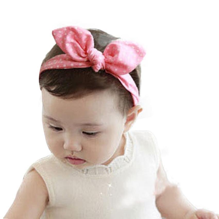 5cf673b9dca89 Infantile fille cheveux accessoires bébé bandeau enfants élastique cheveux  bandes bandeau bébé fille cheveux cravate bande acces.
