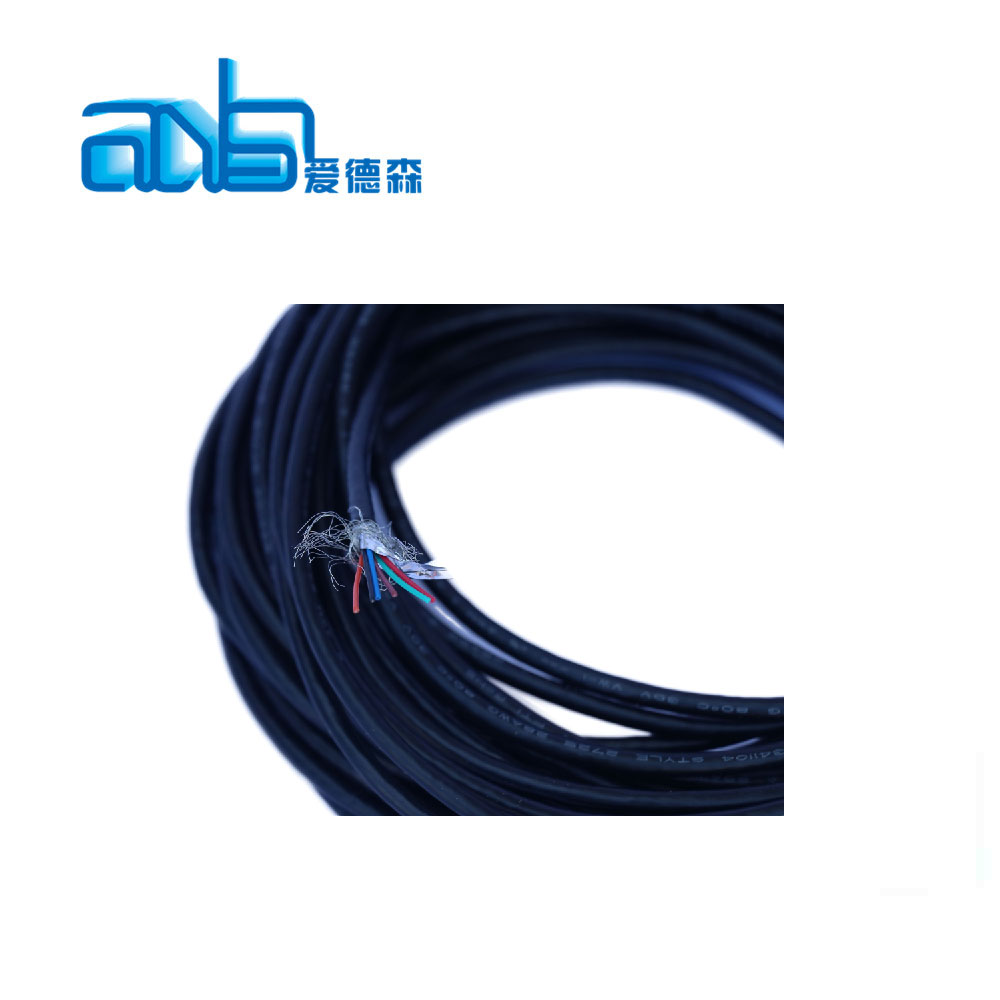 Awm estilo 2725 vw 1 de 28 + 22 awg dos core ul2725 multi core cable para usb