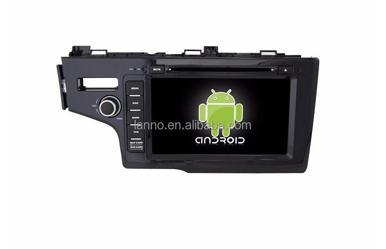 car dvd player for honda fit/Jazz 2014 gps system 8'' android 2 din car gps navigation OBD2 Playstore car radio