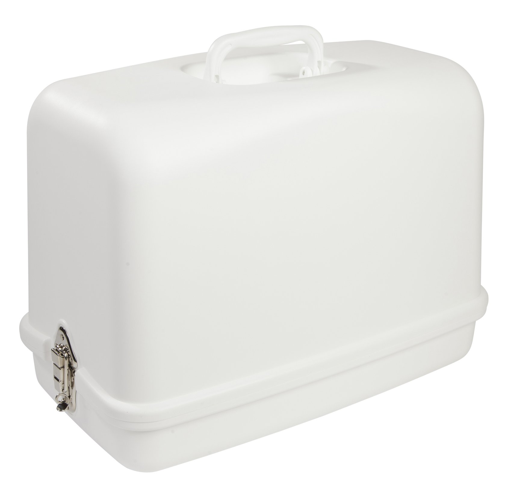 SINGER   Universal Hard Carrying Case 611.BR for Most Free-Arm Portable Sewing Machines