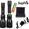 Supfire Y3 waterproof aluminum alloy flashlight