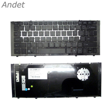 Brand New Original US Layout Keyboards for HP Probook 5220 5220M Notebook English Version Built-in Keyboard