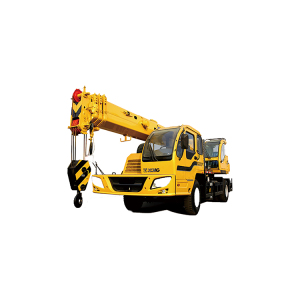 XCMG official manufacturer 12 ton mobile used truck mounted crane QY12B.5i on sale