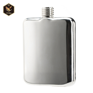 whisky flagon stainless steel 6 oz wine pot hip flask