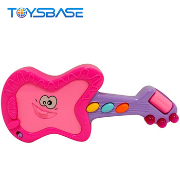 Toy Guitar Baby Musician Toy Instruments Electric Caravan Music