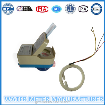 reliable power protaction ic card prepaid water meter - Control Prepaid Card