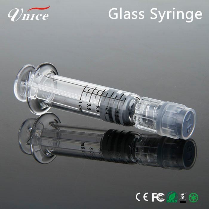 Disposable Medical Syringes Prices 1ml 2 25ml,3ml,5ml Glass Cbd Oil Syringe  For Bulk Sale - Buy Medical Syringes,Glass Cbd Oil Syringe,Glass Syringe
