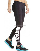 High Waist Sports Leggings Custom Compression Tights Fitness Wear Yoga Leggings For Woman
