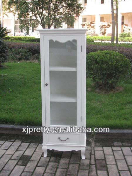 Modern White Wooden Corner Glass Door Display Cabinet Buy Corner