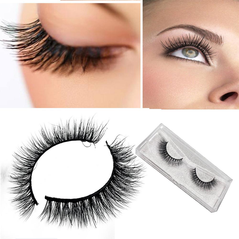 9dbaa841639 Eyelashes 3D Mink Eyelashes Crossing Mink Lashes Hand Made Full ...