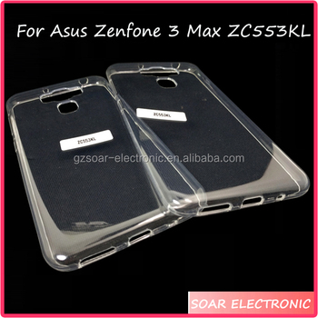 buy popular f481a d3b8a [soar]for Asus Zenfone 3 Max Zc553kl High Clear Soft Tpu Gel Phone Case  Back Cover For Asus Zenfone 3 Max Zc553kl - Buy High Clear Soft Tpu Case  For ...