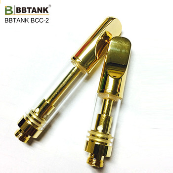 2019 new arrival BBtank BCC -2  e cigarette 1ml  vape cartridge matched up with 510 batteries