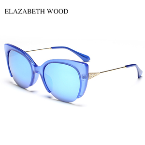 Cheap Wholesale Italy Design Shield Sunglasses for Women