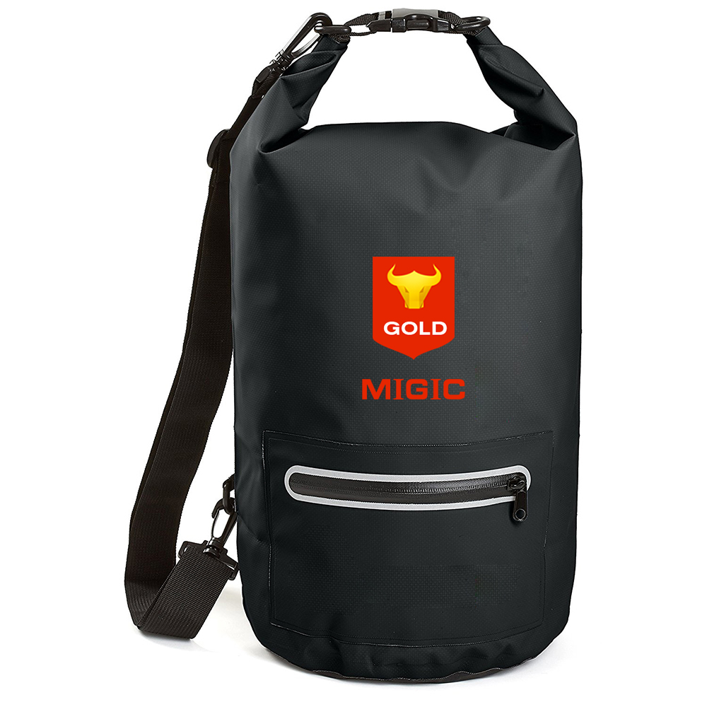 FREE SAMPLE China Manufacturer 20L PVC 500D Waterproof Dry Bag Backpack
