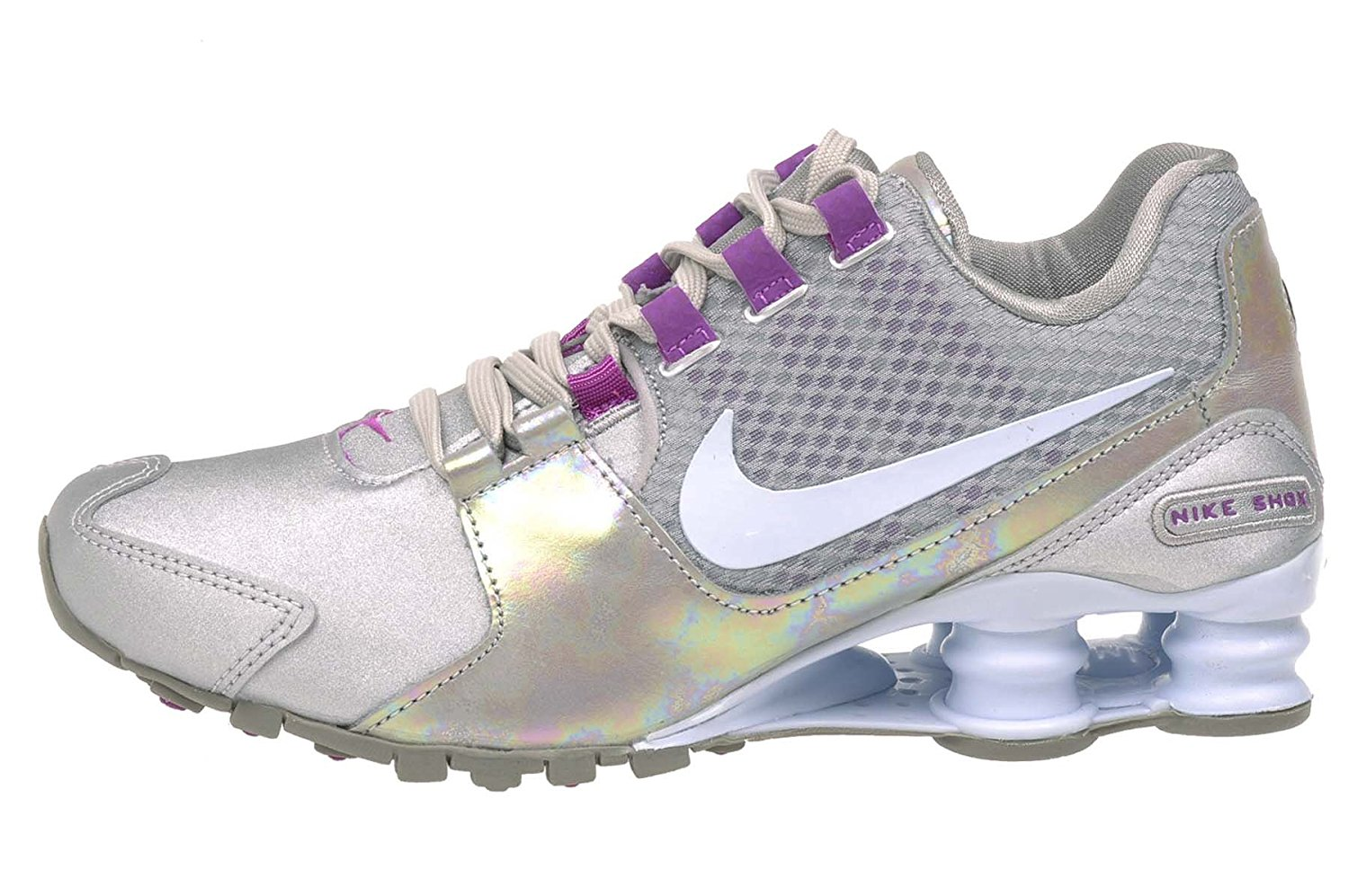 1305a73a64388f Get Quotations · Nike Womens Shox Avenue Se Running Shoes